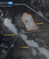 Карьер рядом с Ильичево. Вид из космоса.