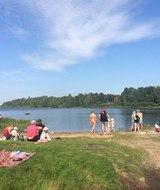 «Временный» загородный клуб на Лемболовском озере чиновники сочли законным