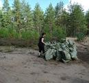 Туристические стоянки Финского залива стали чище