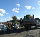 Со стоянок Ладожских островов убрали мусор